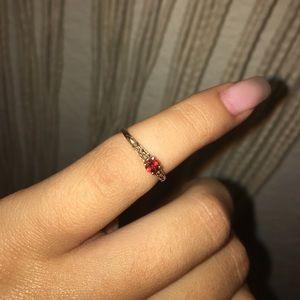 10k Gold Children's Ring / Midi Ring
